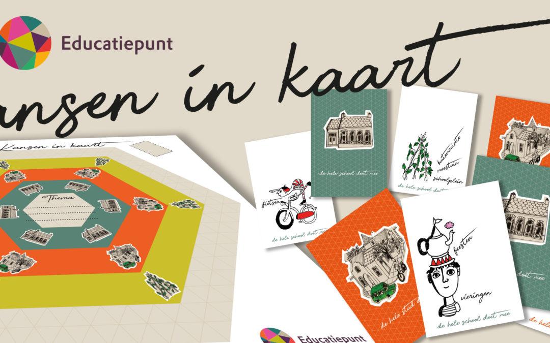 Spel voor projectontwerp Kansen in Kaart