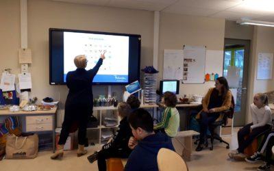 Wij presenteren: samenwerking de Walter Gillijnsschool en activiteitencentrum het Trefhûs van Philadelphia Zorg